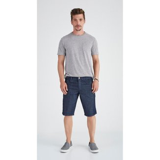 Bermuda Jeans Zait Roberto Masculina