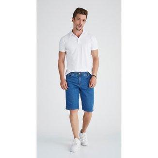 Bermuda Jeans Zait Tradicional Eric Masculina