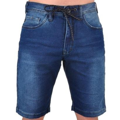 Bermuda Lost Relaxed Special Washed Masculina