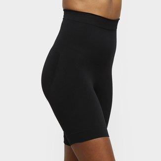 Bermuda Modeladora Lupo Cinta Loba Slim Feminina