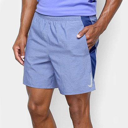 "Bermuda Nike Dri-Fit Challenger 7"" BF Masculino"