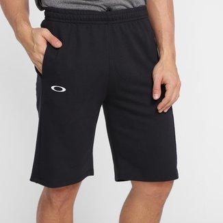 Bermuda Oakley Trn Essential Fleece Masculina