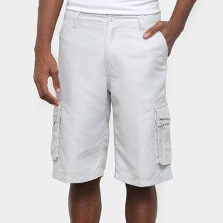 Bermuda Sarja Gajang Básica Masculina