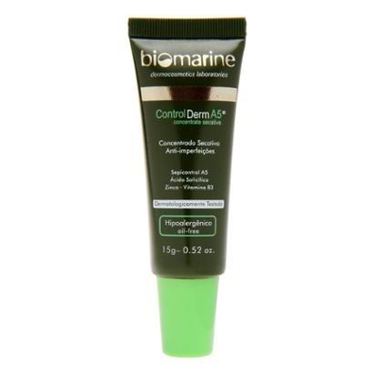 Biomarine Control Derm A5 Concentrado Secativo Antiacne 15g