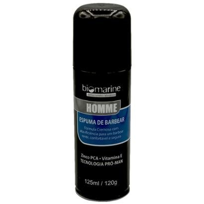 Biomarine Homme Espuma de Barbear - 125ml