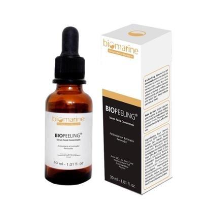 Biopeeling Sérum Facial Biomarine - Clareador e Anti Idade Concentrado 30g Nuv & Ruche