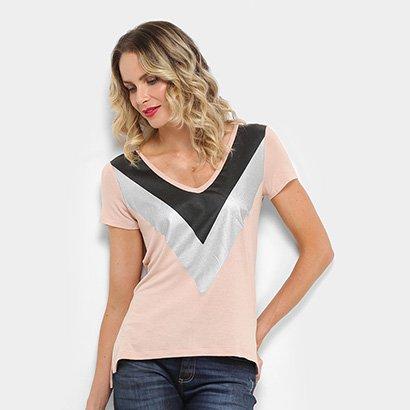 Blusa Acostamento Fashion Feminina