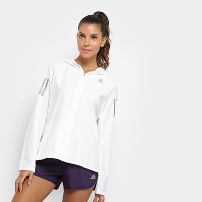 Blusa Adidas Response Corta Vento Feminina-Feminino