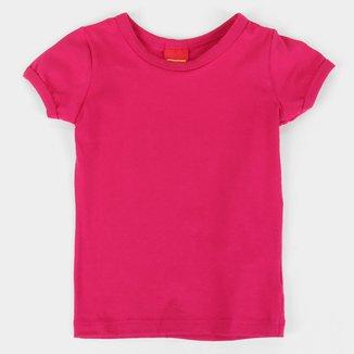 Blusa Bebê Kyly Cotton Básica Feminina
