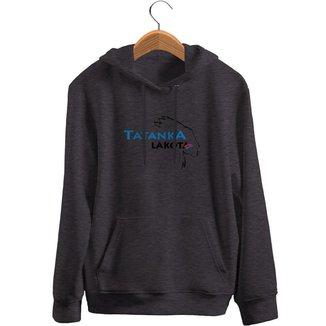 Blusa de Frio Moletom Black Beast Tatanka Lakota