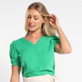 Blusa Dom Fashion Core Lisa Feminina