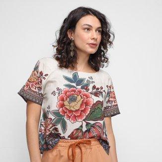 Blusa Farm T-Shirt Kaen Feminina