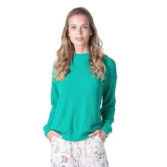 Blusa Feminina Biamar Malharia Verde