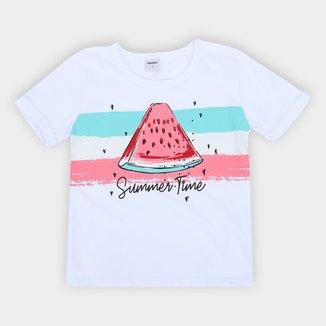 Blusa Infantil Rovitex Summer Time Feminina