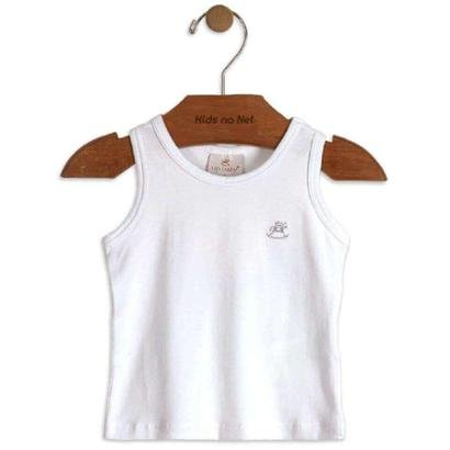 Blusa Infantil Up Baby Em Cotton Lisa Up Feminina