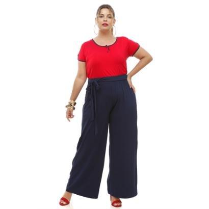 Blusa  Melinde Plus Size-Feminino