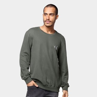 Blusa Moletom Calvin Klein One Loungewear Masculina
