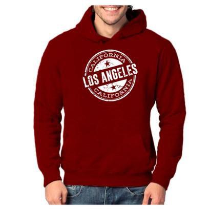 Blusa Moletom VR California Los Angeles