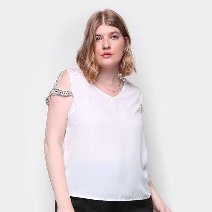Blusa Plus Size Eagle Rock Feminina