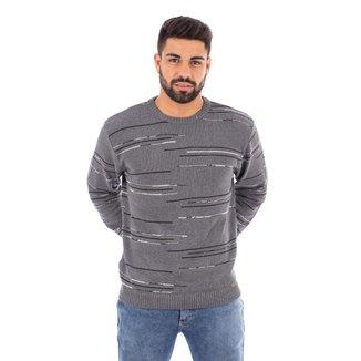 Blusão masculino de malha Sumaré 10442
