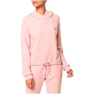 Blusão Moletom Calvin Klein Com Capuz Feminino