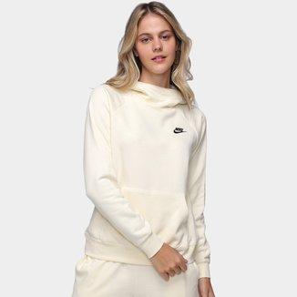 Blusão Nike Essential Fnl Po Flc Canguru Feminino