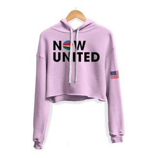 Blusinha Cropped Feminino Now United Noah Urrea em Algodão