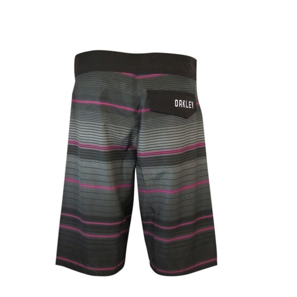 Boardshort Neon Striped Oakley Masculino  Boardshort Neon Striped Oakley  Masculino 8febe41f695