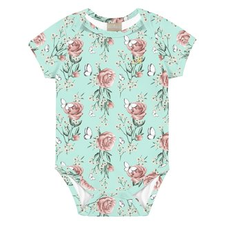 Body Bebê Milon Cotton Estampado Feminino