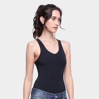 Body Calvin Klein Corte Laser Feminino
