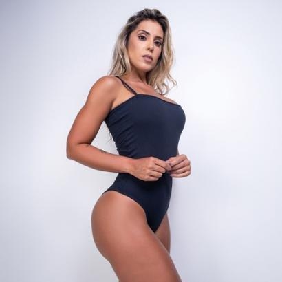 Body Honey Be Poliamida Feminino-Feminino