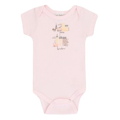 Body Infantil Paris Up Baby Feminino