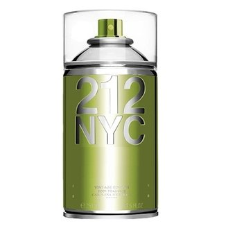 Body Spray 212 NYC Feminino 250ml Carolina Herrera