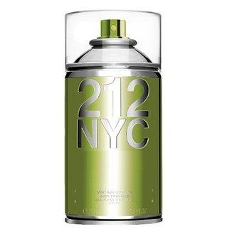 Body Spray 212 NYC Feminino 250ml Carolina Herrera