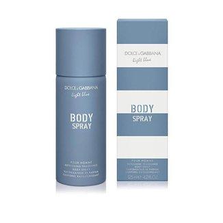 Body Spray Dolce & Gabbana Light Blue Homme 125 ml