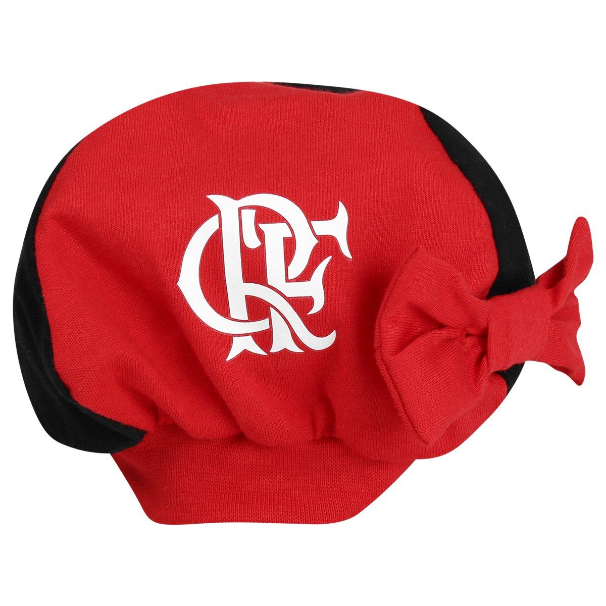 46ed27b806231 Boina Flamengo Infantil Feminina - Compre Agora