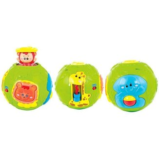 Bola Divertida Yes Toys Winfun