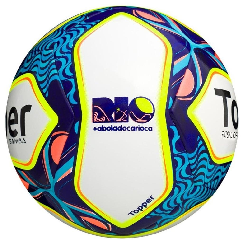 341f27c589 Bola Futsal Topper Samba - Compre Agora