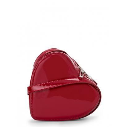 Bolsa Amaro Crossbody Coração-Feminino