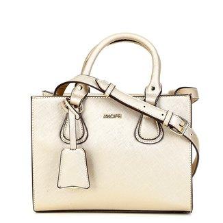 Bolsa Anacapri Handbag Eco Safiano Shandong Feminina