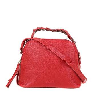 Bolsa Anacapri Mini Bag Alça Trançada Feminina