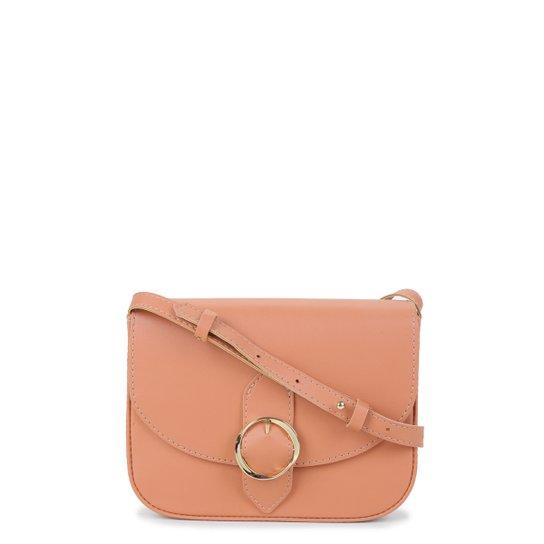 Bolsa Anacapri Mini Bag Básica Feminina - Bege