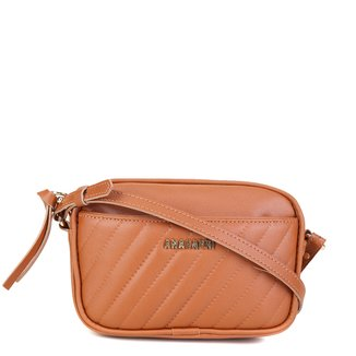Bolsa Anacapri Mini Bag Eco Napa Like Matelassê Feminina