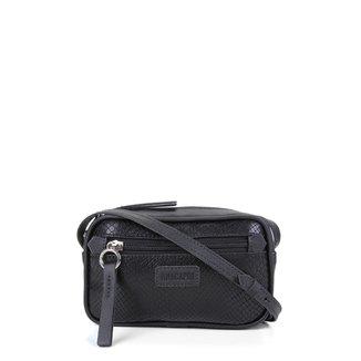 Bolsa Anacapri Mini Bag Snaker Feminina