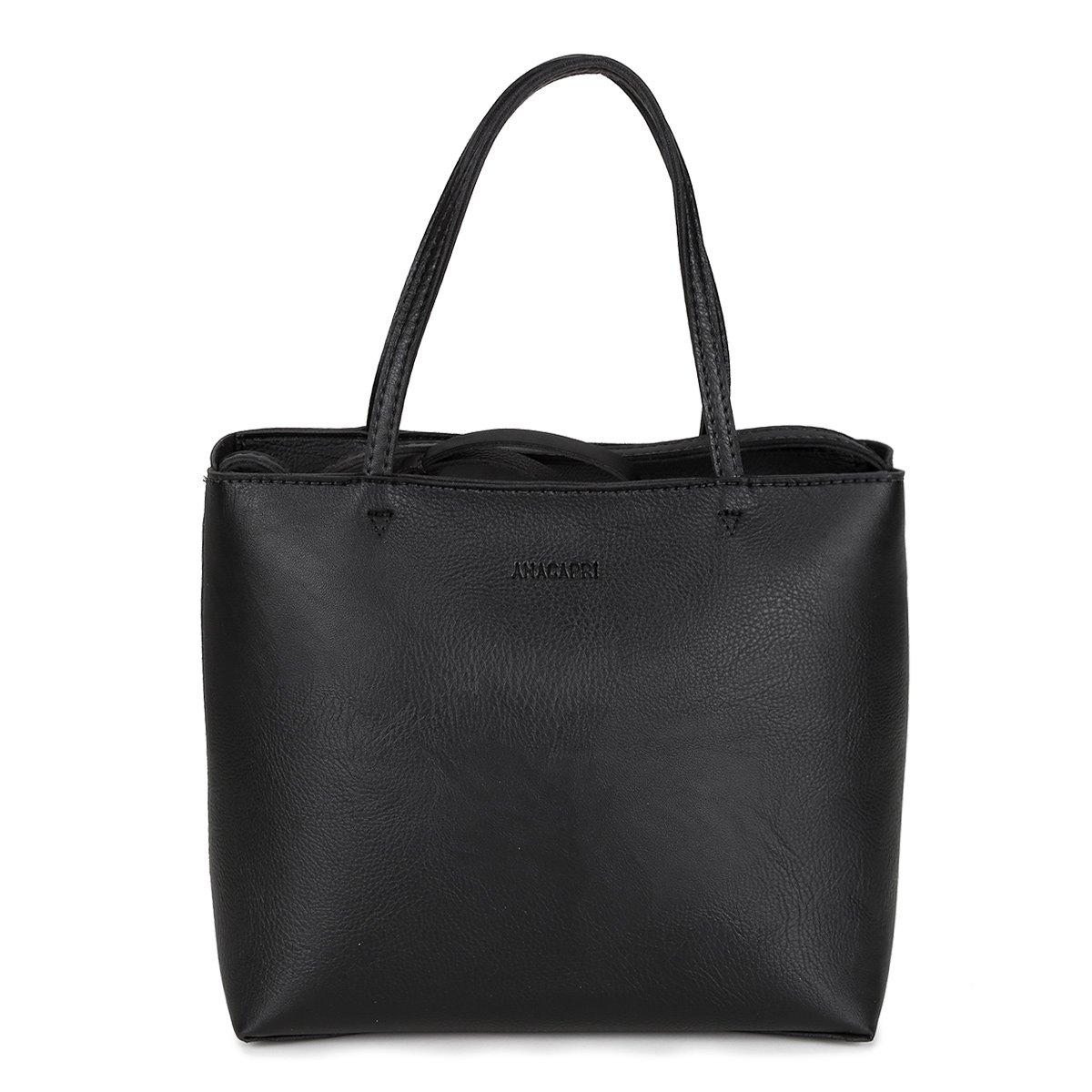 311f967be8 Bolsa Anacapri Shopper Napa Tunisia Feminina - Compre Agora