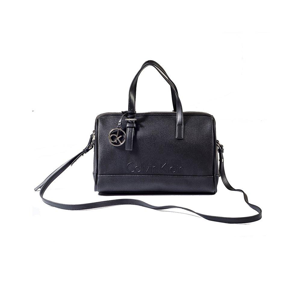 Bolsa Baú Melissa Calvin Klein - Compre Agora   Zattini 4817f877d3