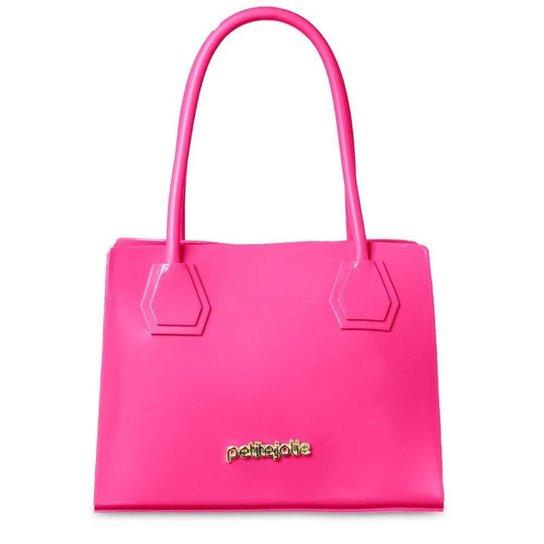 Bolsa Bing Petite Jolie Feminina - Rosa Escuro+Rosa
