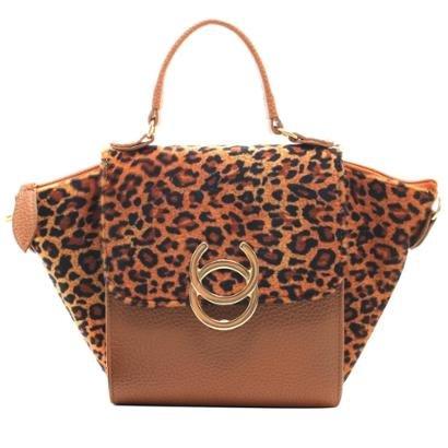 Bolsa Birô Pequena Shopper Feminina-Feminino