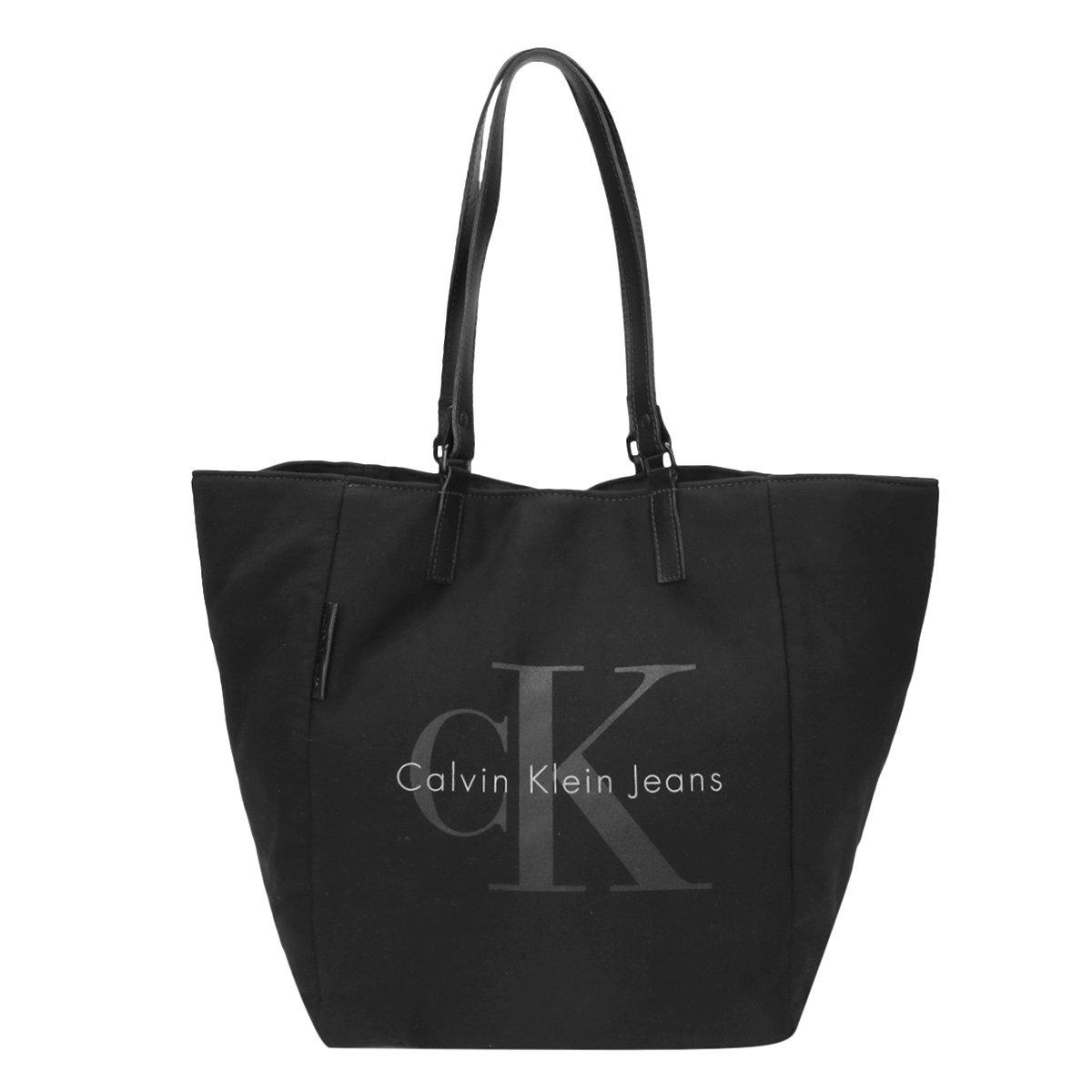 Bolsa Calvin Klein Shopper Moletom Feminina - Compre Agora   Zattini 1a5e05546a