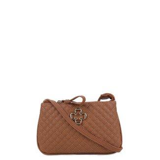 Bolsa Capodarte Mini Bag Matelassê Logo Feminina